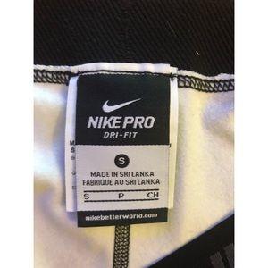 Nike Pants - Nike Pro Dri Fit Stretch Legging Pant